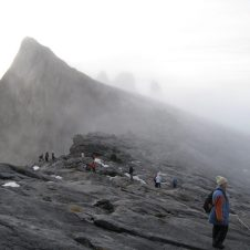 Malaysia - Climbing Mount Kinabalu (28)