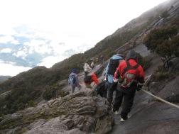 Malaysia - Climbing Mount Kinabalu (35)