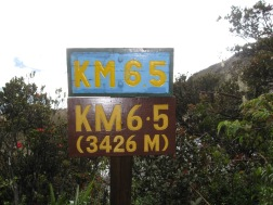 Malaysia - Climbing Mount Kinabalu (36)
