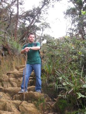Malaysia - Climbing Mount Kinabalu (5)