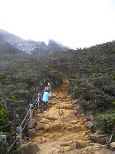 Malaysia - Climbing Mount Kinabalu (9)