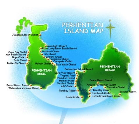 Malaysia - Pulau Perhentians - Perhentian Islands (0)