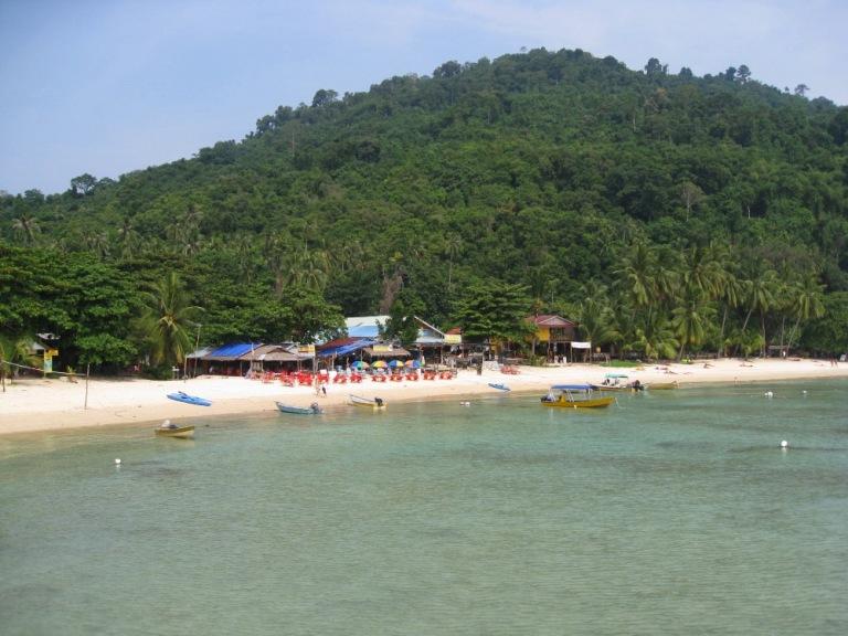 Malaysia - Pulau Perhentians - Perhentian Islands (42)
