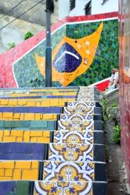 Rio de Janeiro (10) - escadaria selaron