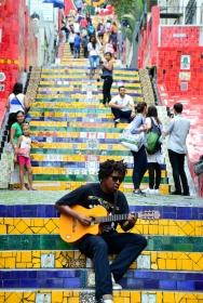 Rio de Janeiro (13) - escadaria selaron