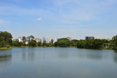 Brazil (33) Sao Paulo Parque do Ibirapuera