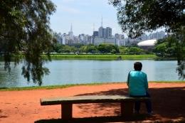 Brazil (43) Sao Paulo Parque do Ibirapuera