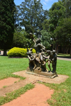 Brazil (45) Sao Paulo Parque do Ibirapuera