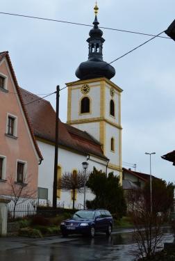 Taufe Elias in Wachenroth (1)