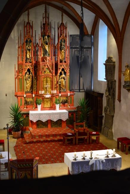Taufe Elias in Wachenroth (8)