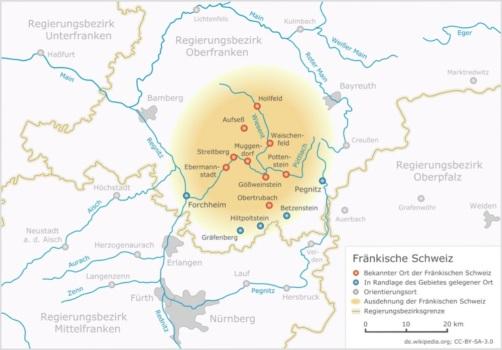 Brauereienweg Aufsess Fraenkische Schweiz-Quelle Bild Wikipedia