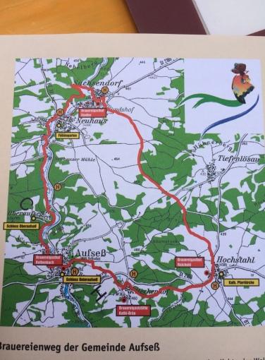 Junggesellenabschied Brauereienweg Aufsess (10)