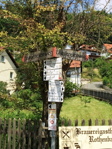 Junggesellenabschied Brauereienweg Aufsess (11)