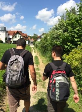 Junggesellenabschied Brauereienweg Aufsess (13)