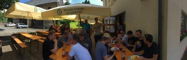 Junggesellenabschied Brauereienweg Aufsess (24)