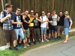 Junggesellenabschied Brauereienweg Aufsess (27)