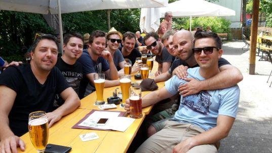 Junggesellenabschied Brauereienweg Aufsess (9)