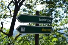 Basteibruecke Elbsandsteingebirge Sachsen (7)