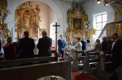 Hochzeit Schloss Atzelsberg - Kathrin und Heiko (3)